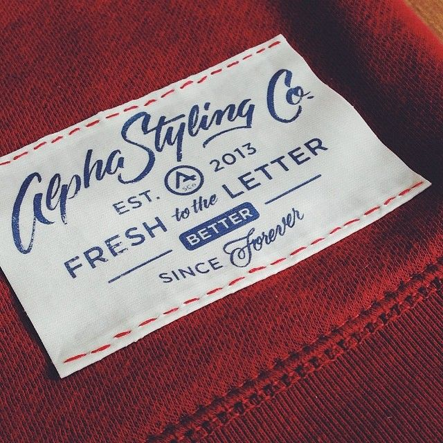 Best Printed Labels Images On   Clothing Labels