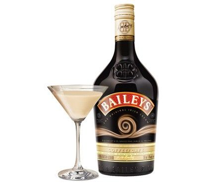 Bailey's Martini~ yes, please :)