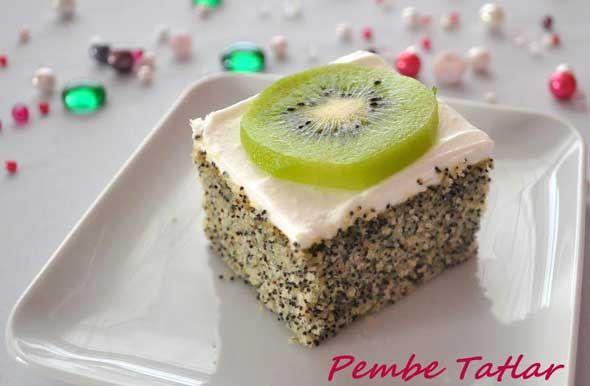 Haşhaşlı Kek   Yemek Tarifleri Sitesi   Oktay Usta, Pratik Yemekler