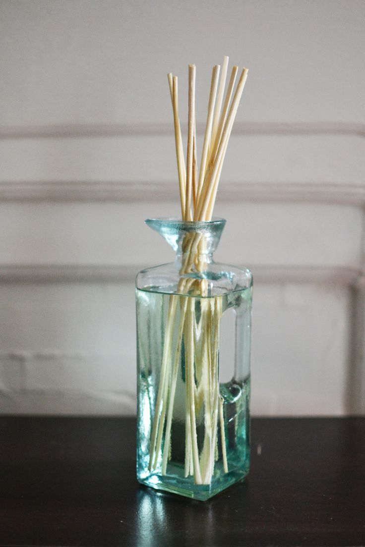 homemade natural home items - reed scent diffusers, mask, soaps, gift baskets, etc