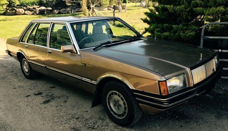 Ford LTD Cartier 1980. Australia