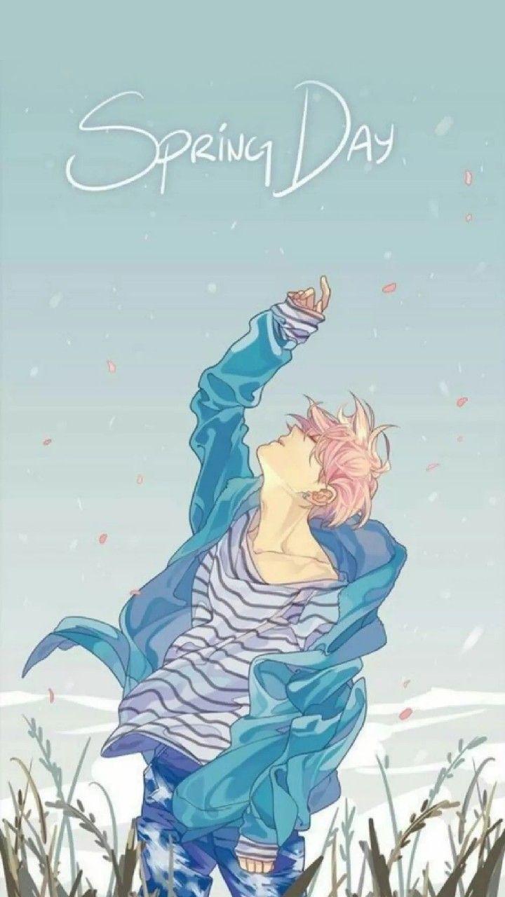 Jimin Jimin Fanart Anime Bts Wallpaper
