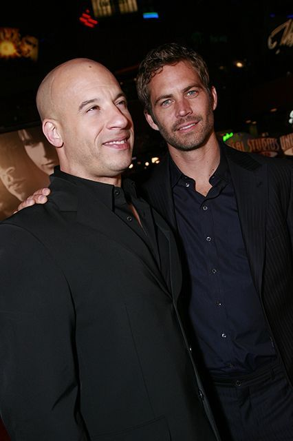 Vin Diesel names his newborn daughter after the late Paul Walker