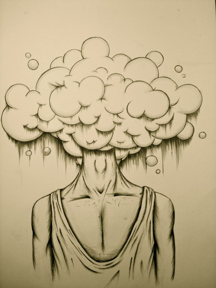 Overthinking destroys you...