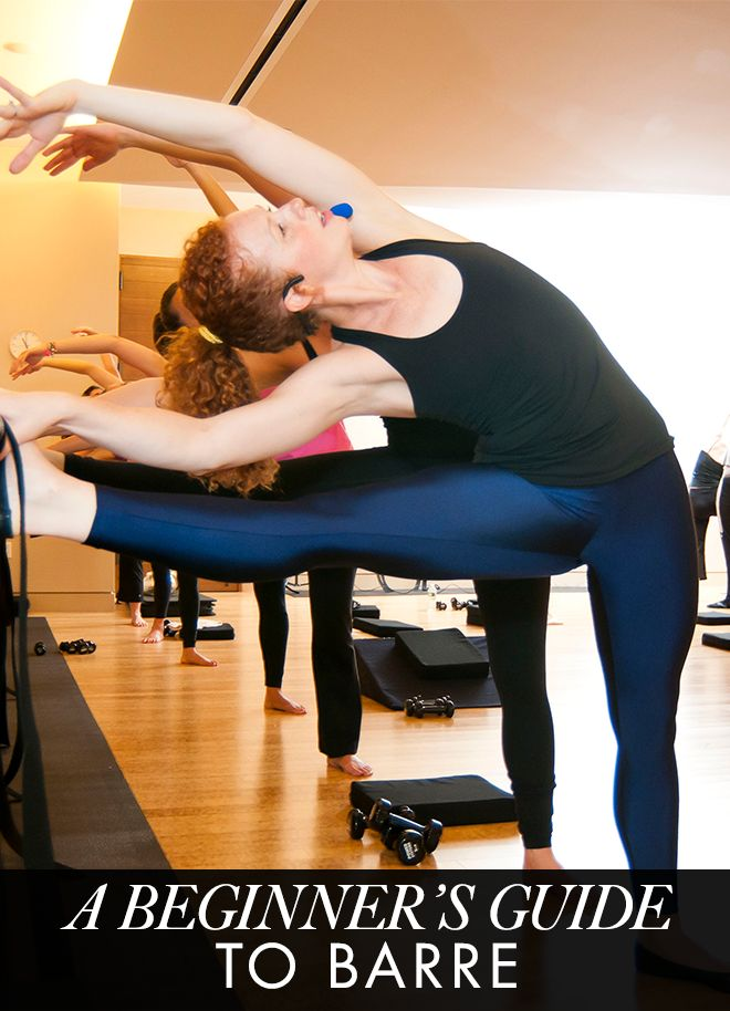 A Beginner's Guide to Barre - Daily Makeover