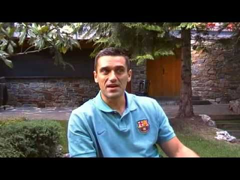 FOOTBALL -  FC Barcelona-El video bloc de Kiril Lazarov (i IV) - http://lefootball.fr/fc-barcelona-el-video-bloc-de-kiril-lazarov-i-iv/