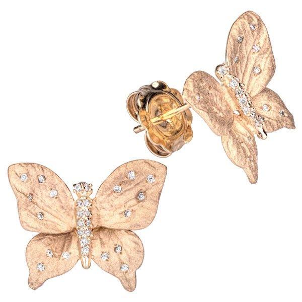 Cercei diamante DCGV00712 ‐ Bijuteria Teilor