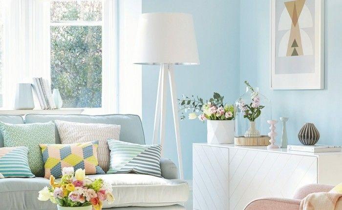 wandfarben palette blaut ne 2017 t rkis tropische gew sser. Black Bedroom Furniture Sets. Home Design Ideas