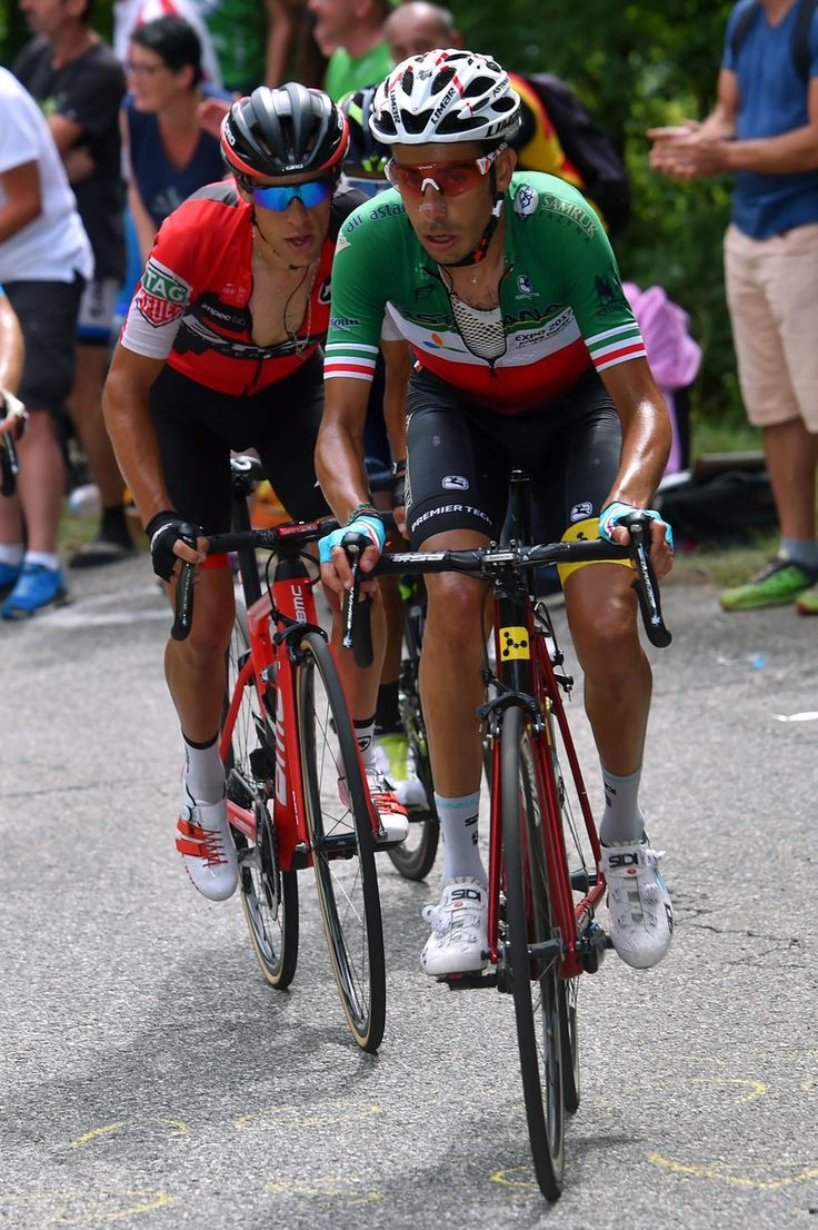 Fabio Aru, Richie Porte Stage 9 Tour de France 2017