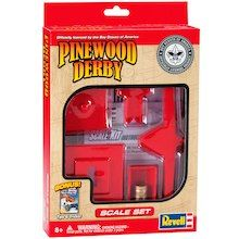 Revell® Pinewood Derby® Scale Set