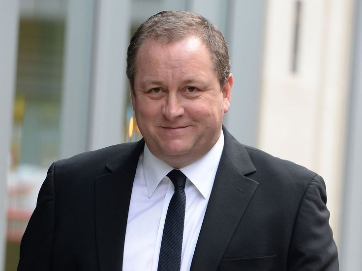 Mike Ashley wins court battle with banker over alleged £15m deal he dismissed as 'pub banter'