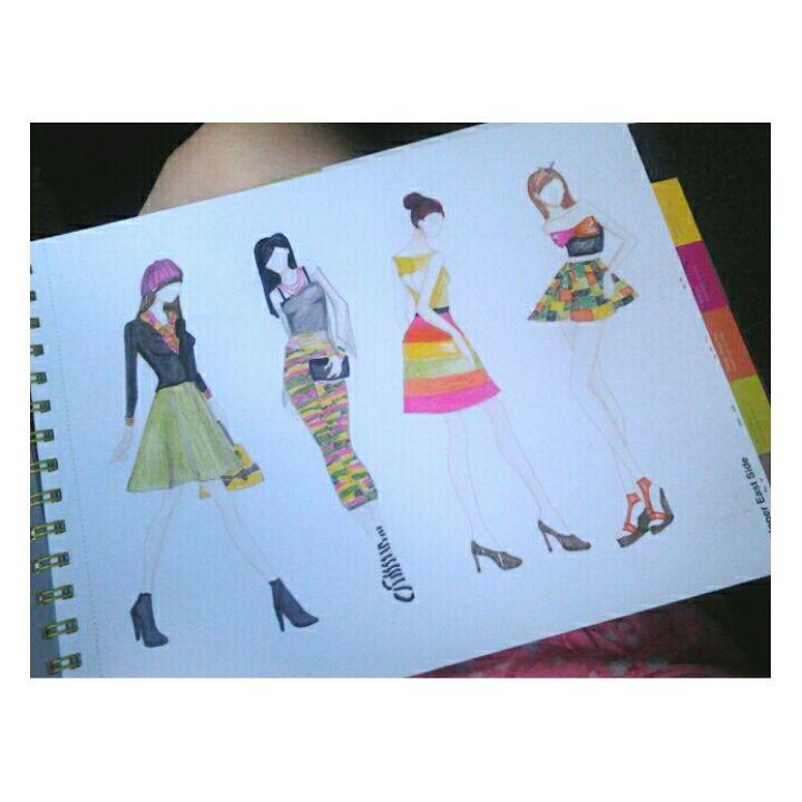 Pantone Fashion Sketchpad