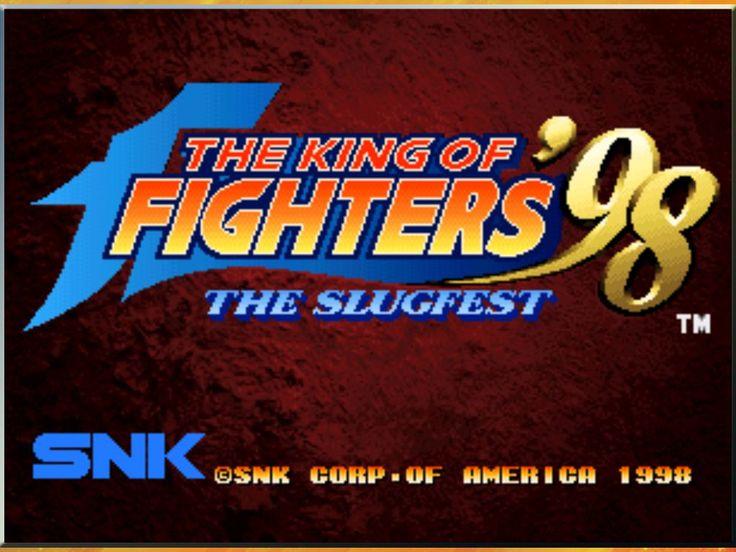 THE KING OF FIGHTERS '98 - хит 1994 года появился для #Android и #iOS #KoF #Игры