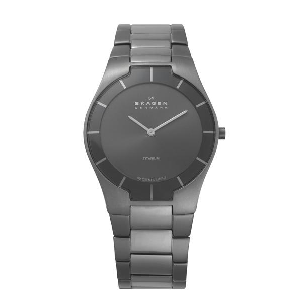 Skagen titanium links watch