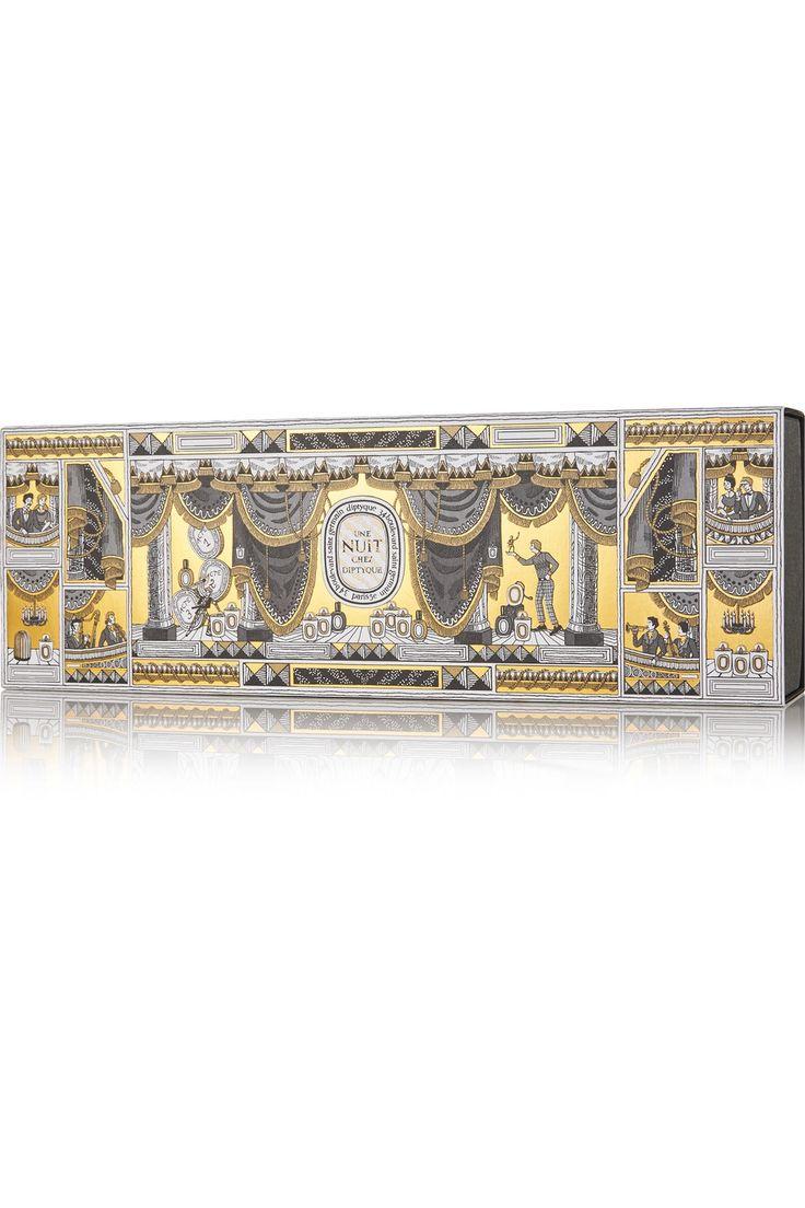 Diptyque | Holiday set of five candles, 5 x 35g | NET-A-PORTER.COM