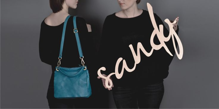 Sandy---> Our #blue, Simple & #comfortable  #bag