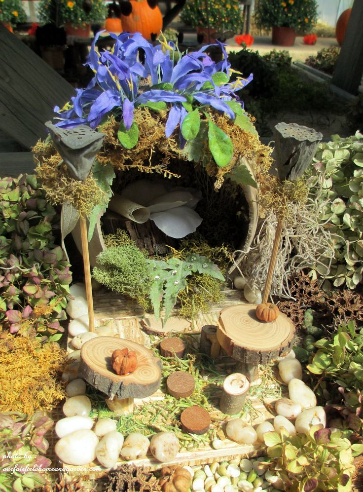 Gnome In Garden: 545 Best Images About GNOME HOUSES On Pinterest