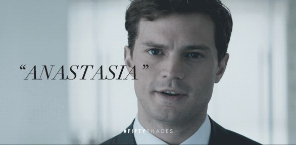 Fifty Shades Of Grey - In Theaters Valentine's day 2015.