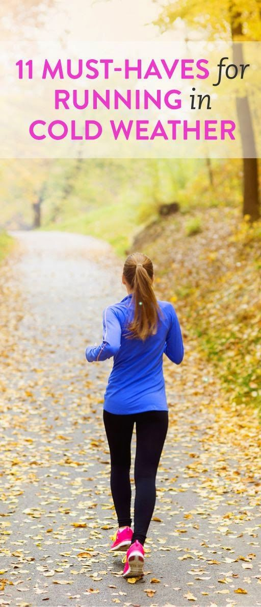 11 Cold Weather Running Gear Pieces You Need | Fit Villas