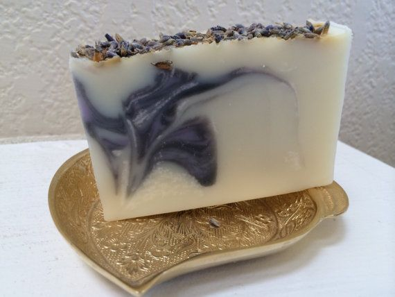 Lavender & Apricot kernel oil soap