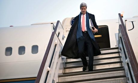 Ukraine crisis: John Kerry and Sergey Lavrov to meet in London for talks