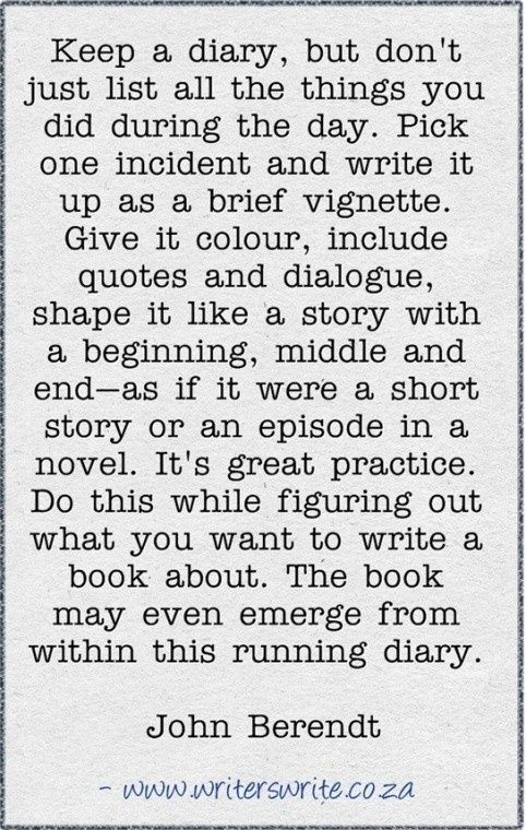I've been doing this for a couple years now. Filled up two and a half leatherback notebooks with epic novel inspiration!