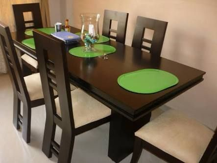 Image result for comedor moderno de 8 sillas