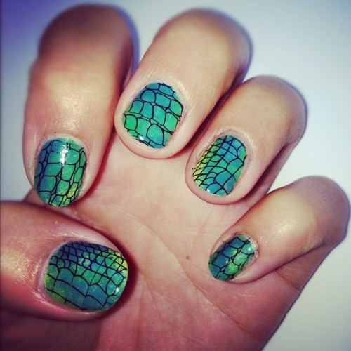 I LOVE these nails!