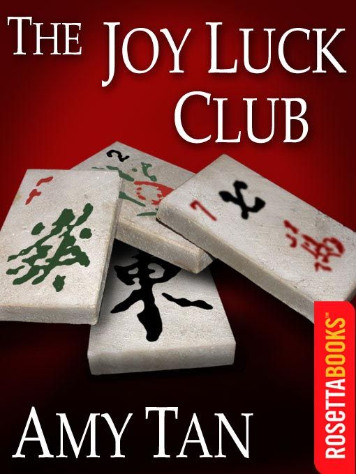 a book analysis of the joy luck club by amy tan Need help with part 4, chapter 4: a pair of tickets in amy tan's the joy luck club check out our revolutionary side-by-side summary and analysis.