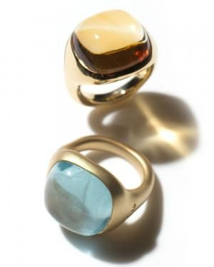 Limited-Edition Pomellato Rings | Departures