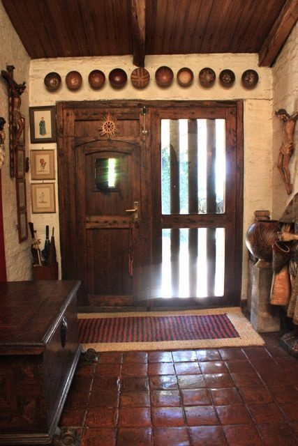 Rustic Foyer Jr : Best images about lugares para visitar on pinterest