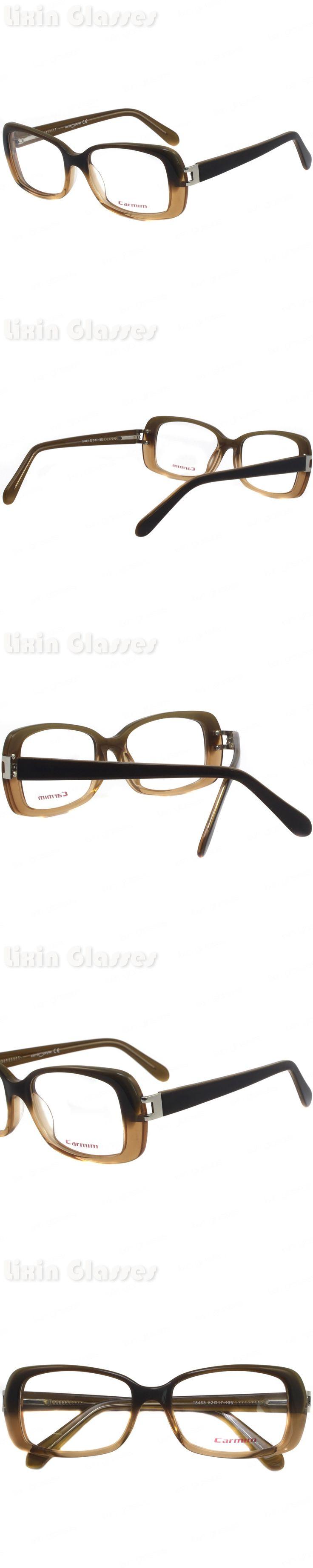 High Quality Lady Hand Made Frame Gradient Brown Italy Design Prescription Glasses Frame/ Eyeglasses/ Optical Frames 18483