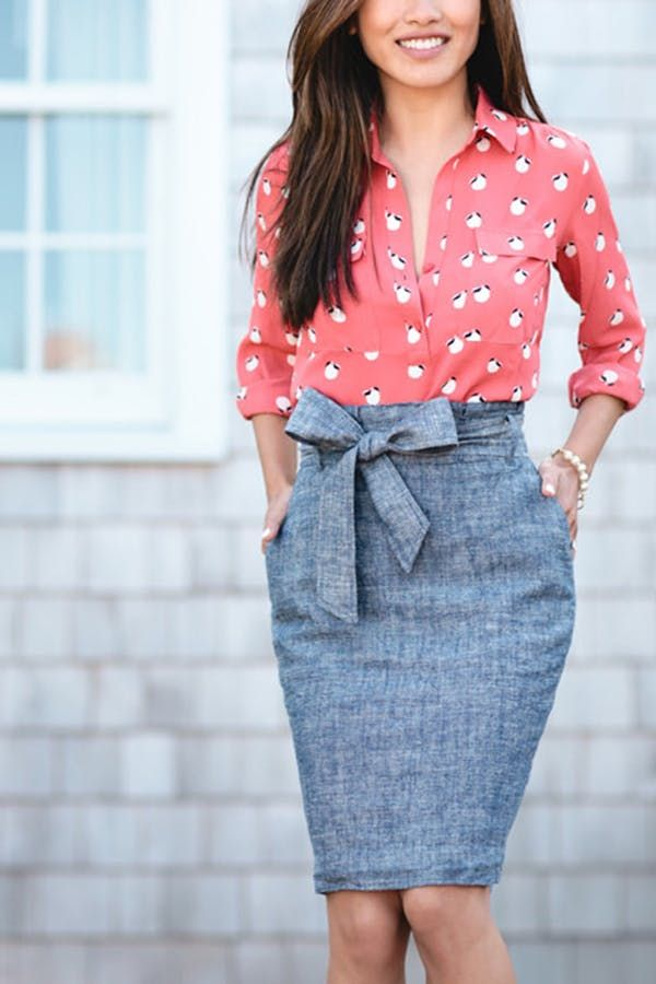 The 7 Best Outfits for Every Type of Job Interview via @PureWow