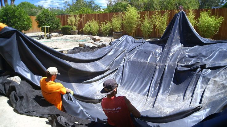 17 Best Ideas About Pond Liner On Pinterest Pond Ideas