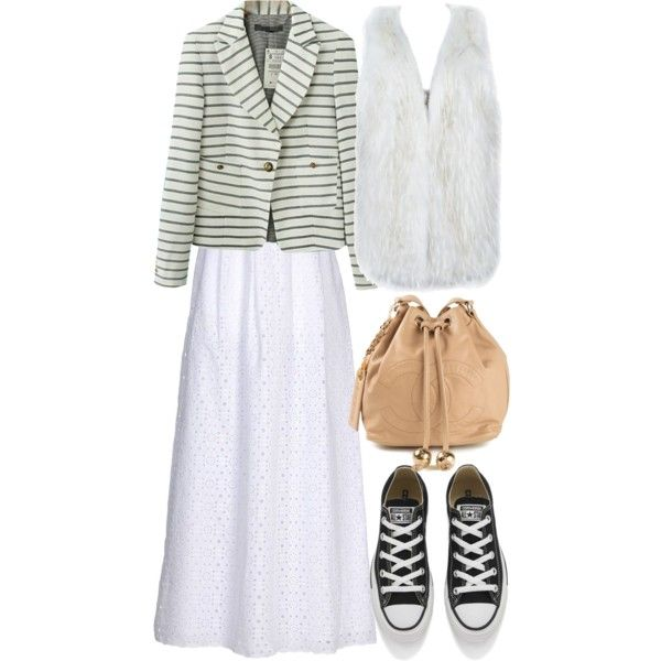 """Nada's casual look"" by linklinkmblink on Polyvore"