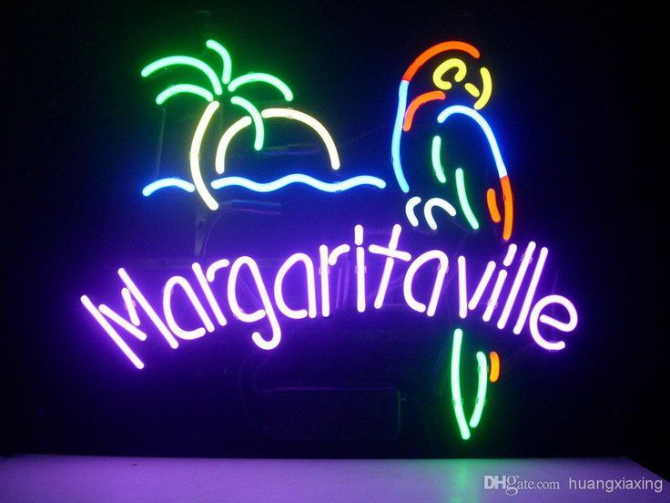 Wholesale cheap neon signs online, brand - Find best new jimmy buffett's margaritaville parrot real glass neon light sign beer cocktails pub sign at discount prices from Chinese led neon sign supplier - huangxiaxing on DHgate.com.