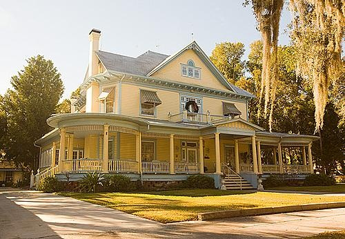 The Stanford Inn Tea Room Bed And Breakfast Bartow Florida