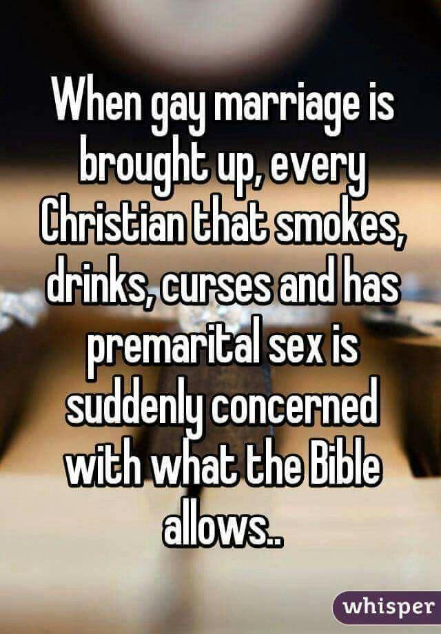 Why do Christians fail to follow the customs their Bible says?