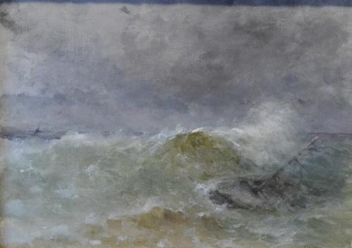 Eugen Voinescu - Furtună pe mare