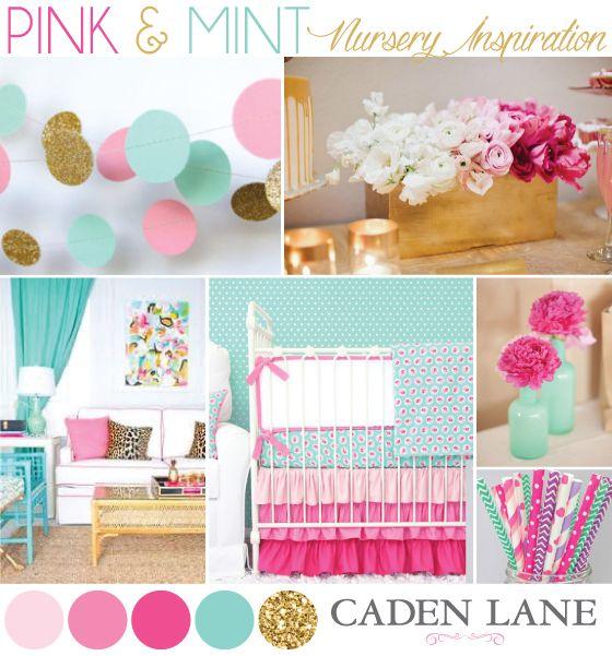 3 steps to decorate a bright nursery