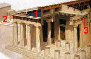 2.2. Arquitectura griega
