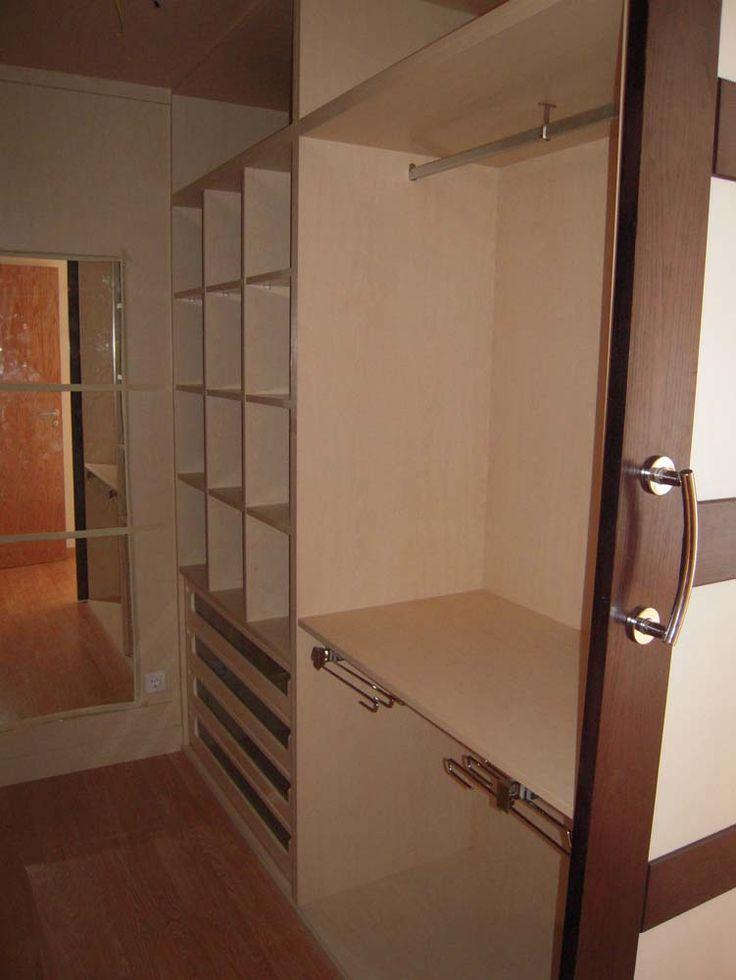 25 best ideas about interiores de armarios empotrados on - Interiores de armarios empotrados ...