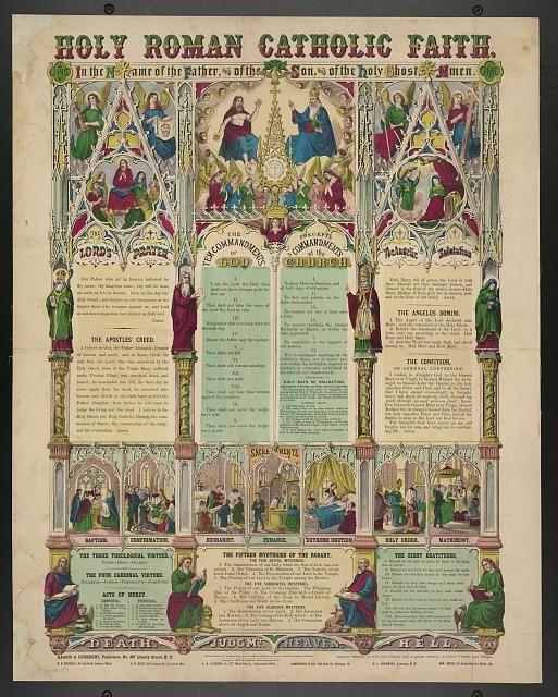 Holy Roman Catholic Faith