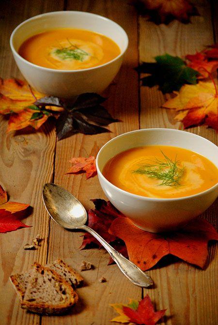 Seelenwärmer – Möhren-Fenchel-Suppe – www.lovenonpareille.com