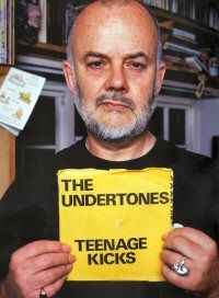John Peel - love the difference between the 1976 and 1979 festive fifties, teenage kicks indeed