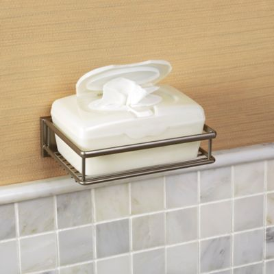 Wall Mounted Wet Wipe Holder - BedBathandBeyond.com