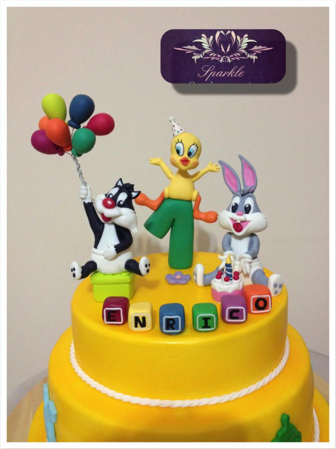 Looney Tunes Cake Cakes Amp Cake Decorating Daily