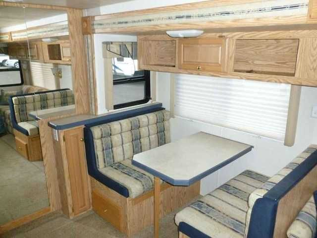 Holiday Rambler Aluminum Roof