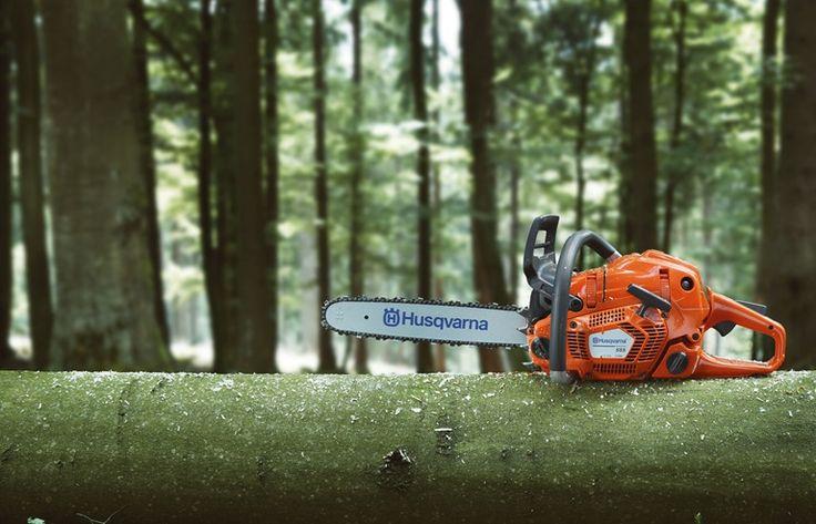 Husqvarna Battery Chainsaw