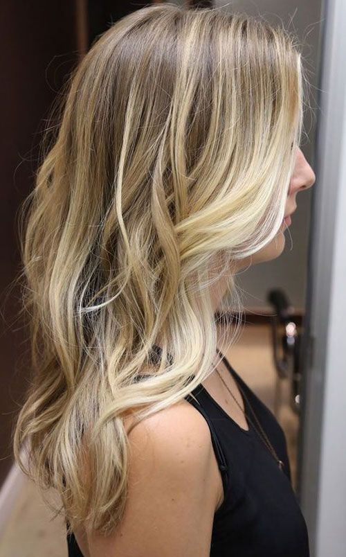 Natural Ombre Hair